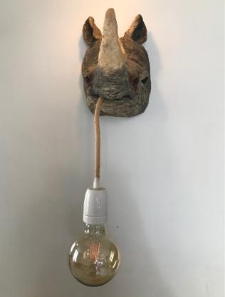 luminaire en céramique